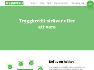 Tryggkredit rabattkod screenshot